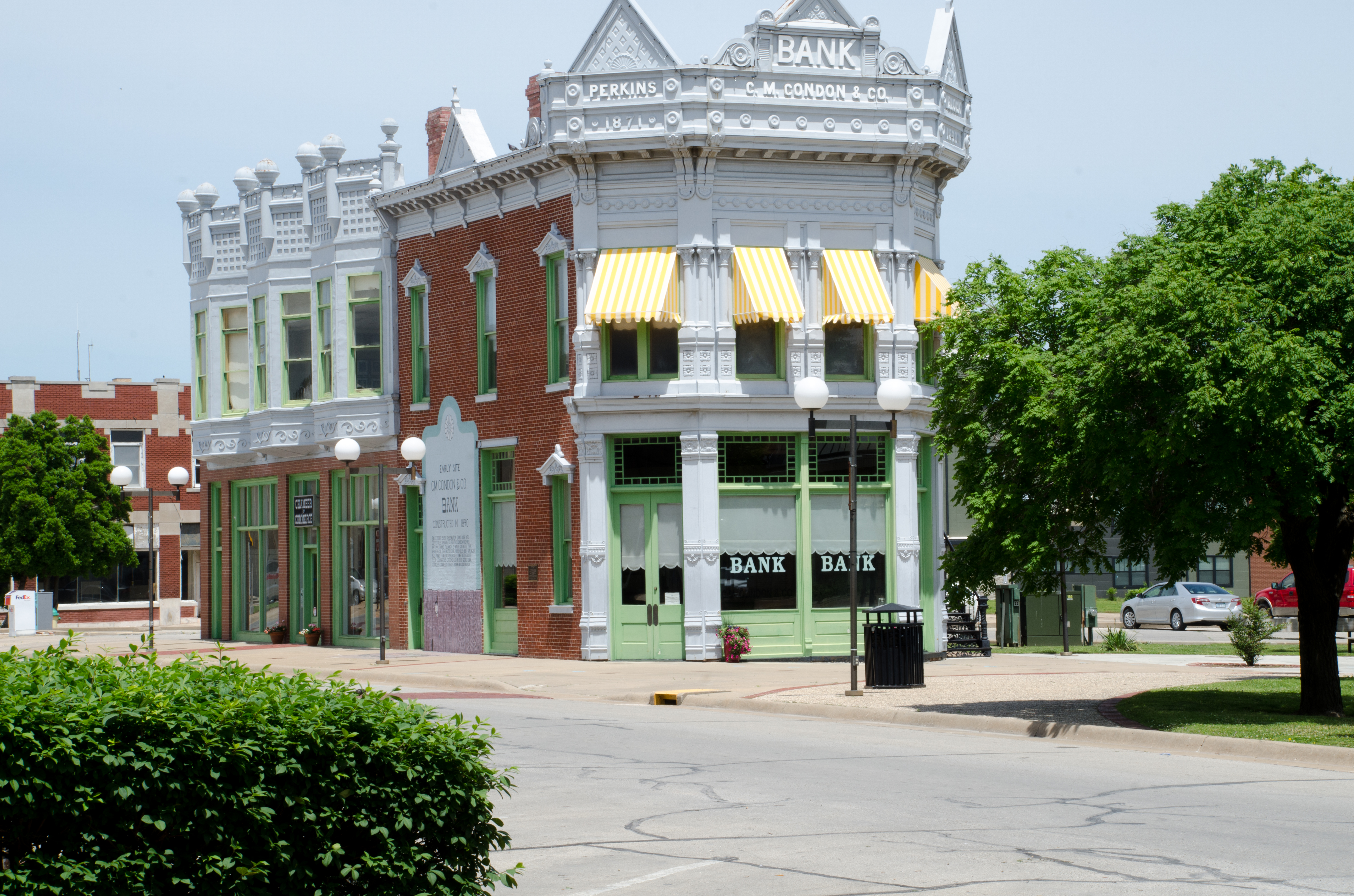 May 12, 2015 Trip to Coffeyville, KS