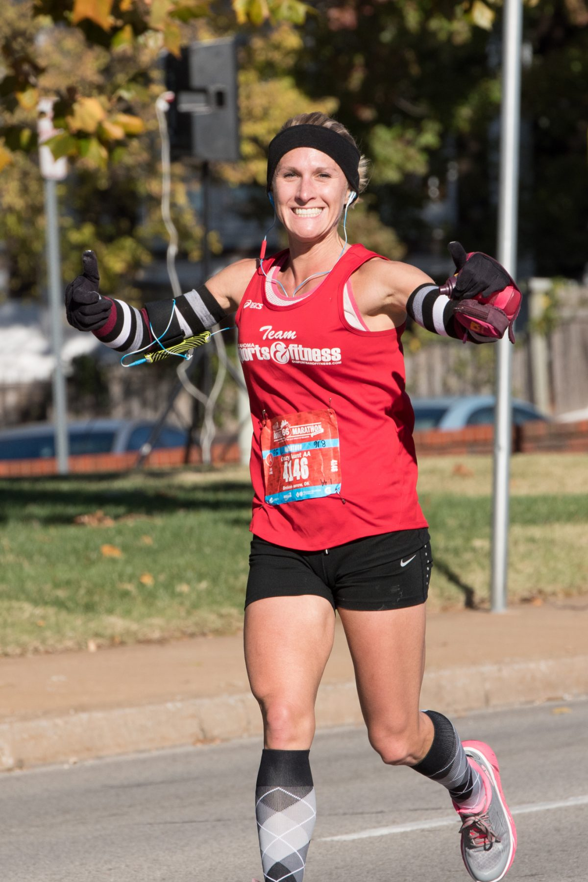 2016 Williams Route 66 Marathon in Tulsa, OK